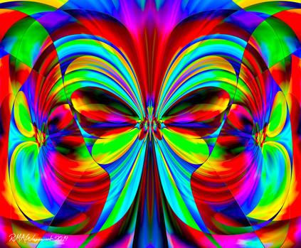 Robin Wagenvoort - Colour Vortex 24