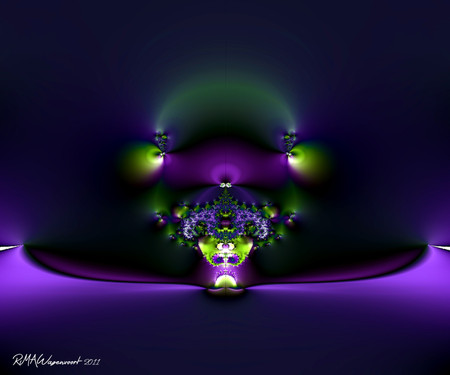 Robin Wagenvoort - Fractal Art 1