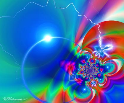 Robin Wagenvoort - Colour Vortex 9
