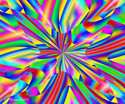 Robin Wagenvoort - Colour Vortex 17