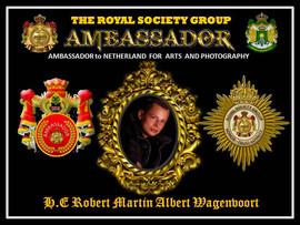 Certificate of Ambassador