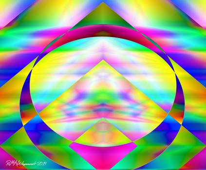 Robin Wagenvoort - Colour Vortex 16