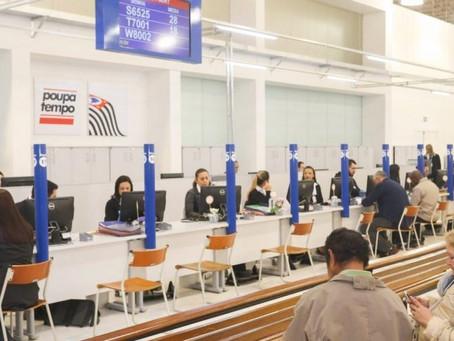 Agendamento para candidatos de 1ª habilitação que precisam fazer uma nova coleta biométrica.