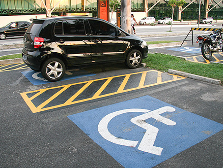 Vagas de estacionamento reservadas: informações importantes