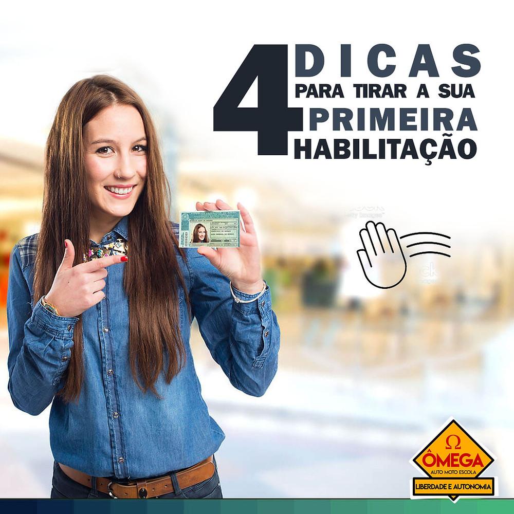 Auto Escola Ômega Itaim Paulista Primeira Habilitação cnh