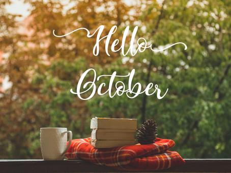 October in Shrewsbury
