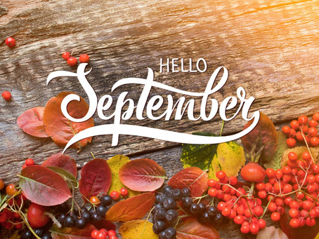September in Shrewsbury