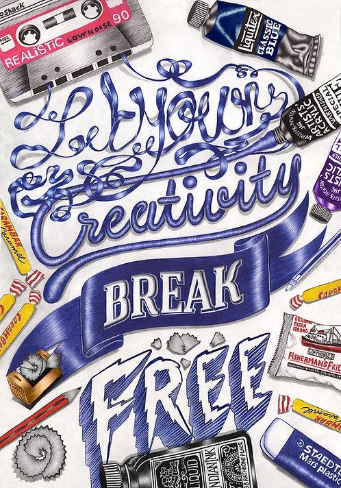 Creativity - A3