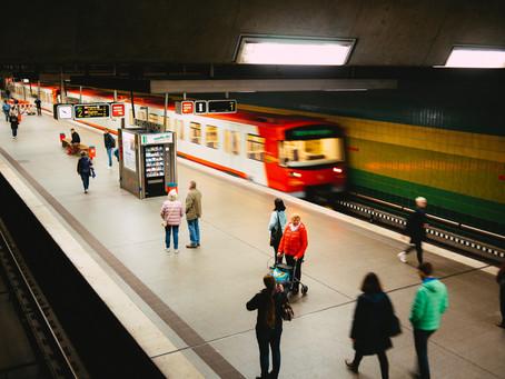 """""""Ich wohne direkt an einer U-Bahn-Haltestelle – und liebe es!"""""""