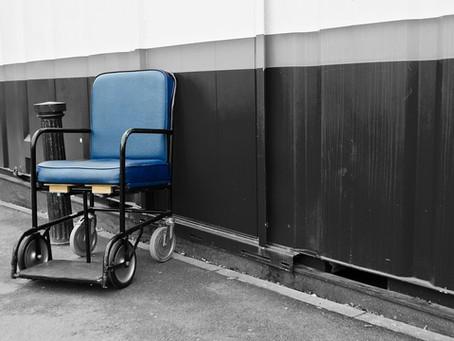 Spontan irgendwohin zu fahren, ist mit Behinderung fast unmöglich