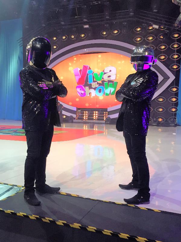 Show Tributo Daft Punk