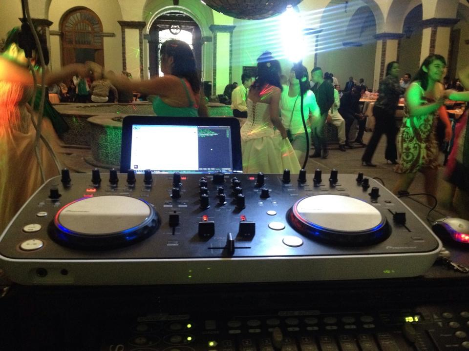 DJ ANTRO EN CASA