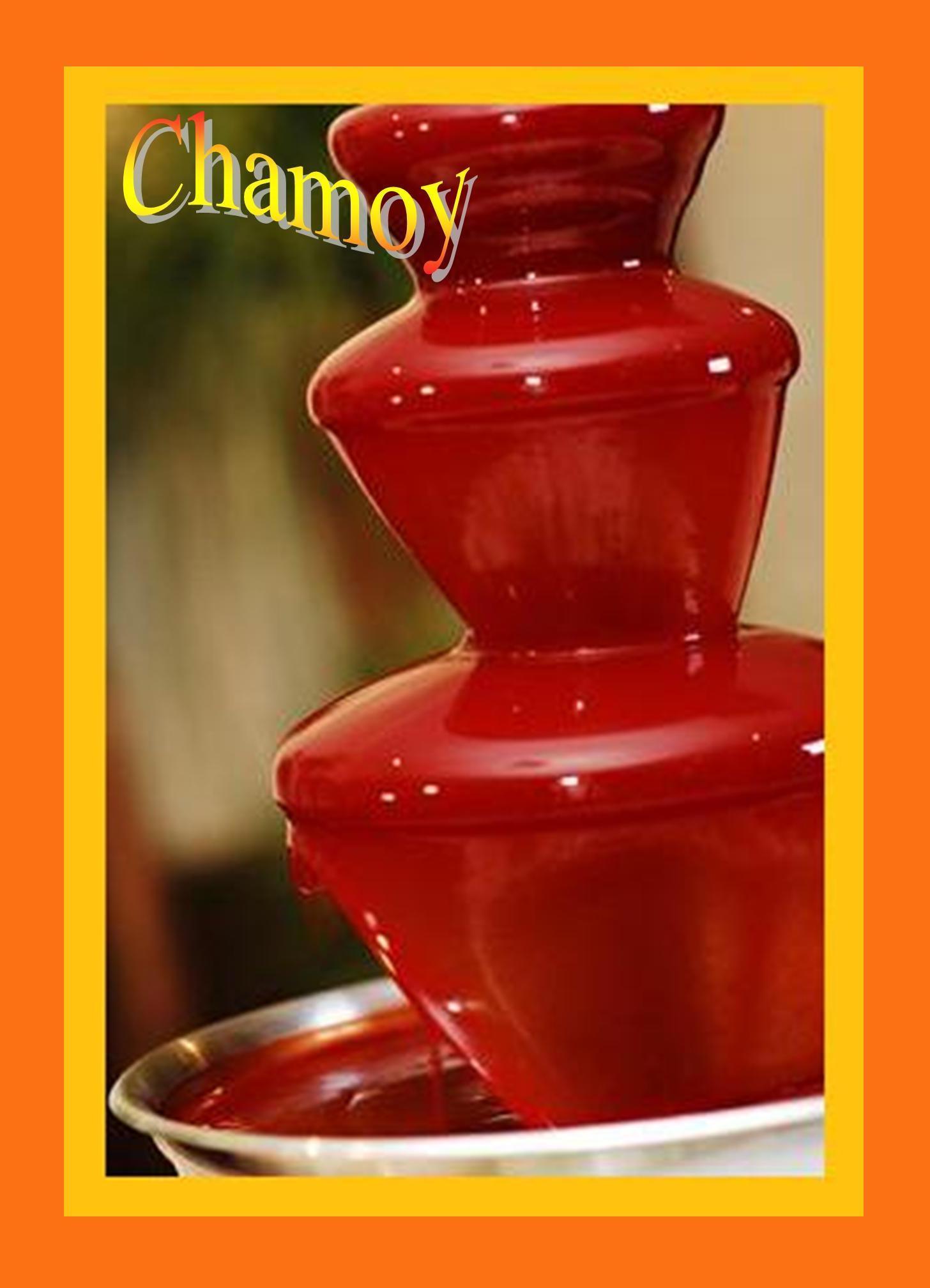 Fuente de Chamoy