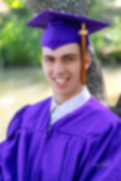 Graduation Day Portraits in Montgomery