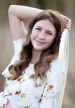 Senior Portraits by Angela Hall