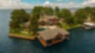 Aerial Photography on Lake Conroe