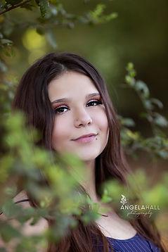Senior Portraits by Angela Hall Photography