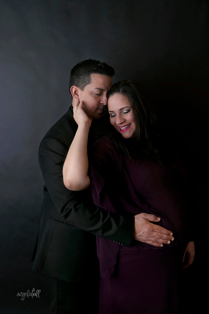 Maternity Sessions by Angela Hall Photography
