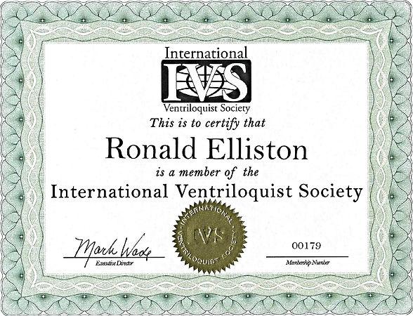 Ronald Elliston