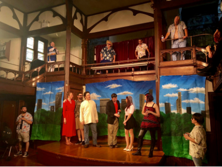 """""""Taming of the Shrew"""" in Teale Space"""