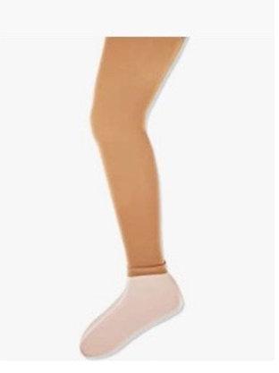 Tan Footless Tights
