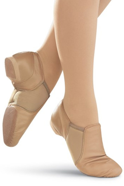 CHILD TAN CLASSIC JAZZ SHOE