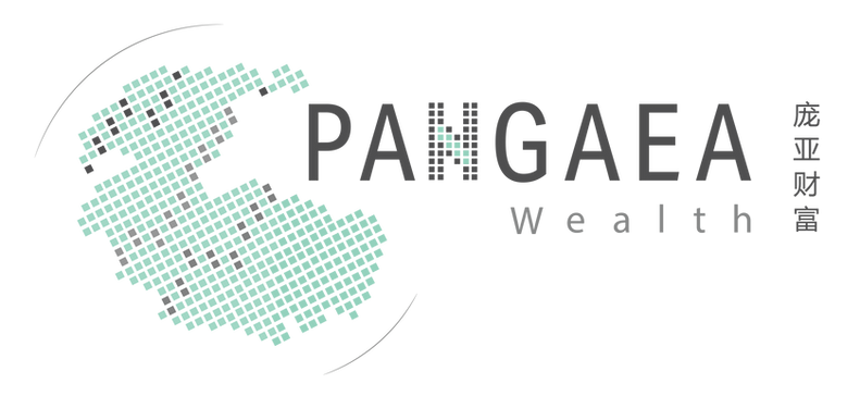 Pangaea Wealth Logo with Chinese Name -