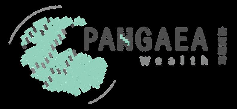 Pangaea Wealth Logo with Chinese Name -