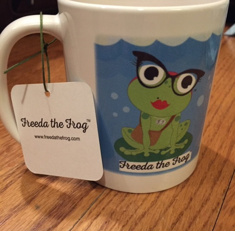 Freeda mug