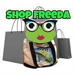 FREEDA THE FROG™ SWAG