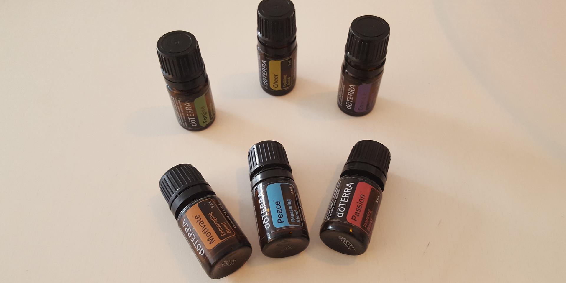 Essential oils | Aromatherapy