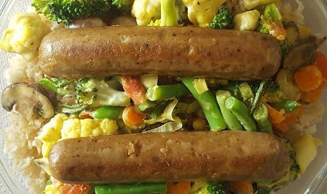 Yummy vegan dish 😃