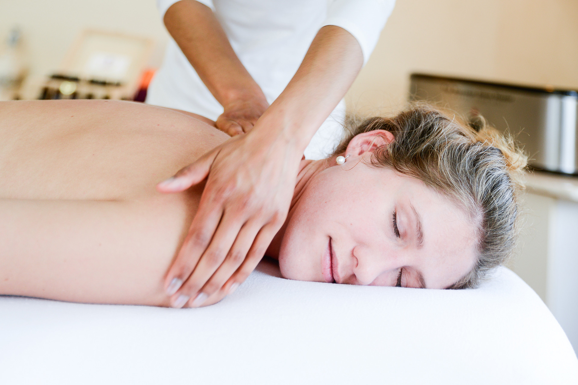 Aromatherapie behandeling 30 minuten