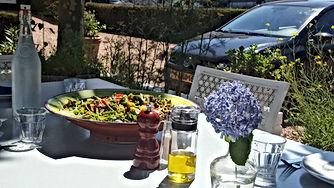 Vegan Lunch Kasteel Baexem, Castle Baexem | Get Your Life On Stream Vital Life Connection