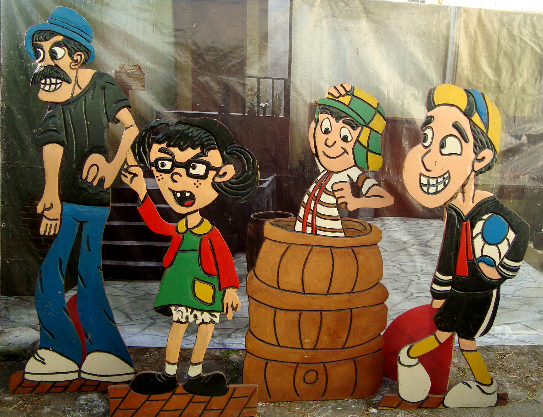 Totens Turma do Chaves