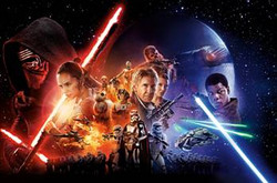 Cenário Star Wars Pequeno – Novo!