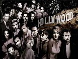 Cenário Icones Hollywood