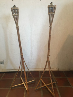 Toucheiros de Bambu