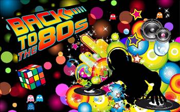 Cenário BACK TO THE 80s – NOVO!