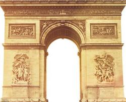 Portal Arco do Triunfo – Novo!