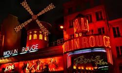 Cenário Moulin Rouge