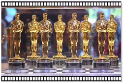 Cenário gigante Oscar