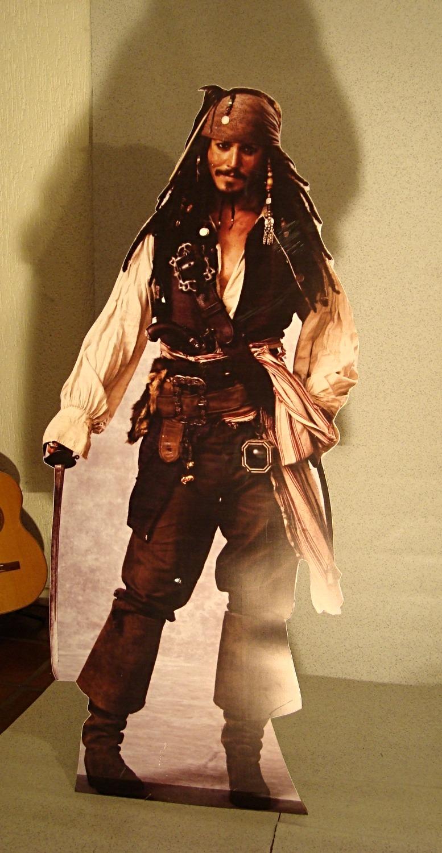 Toten Jack Sparrow