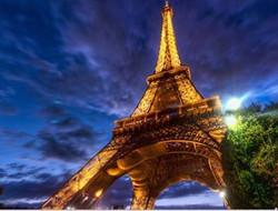 Cenário Torre Eiffel