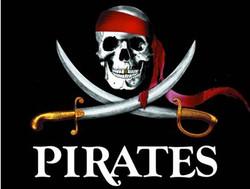 Placa de PS Piratas