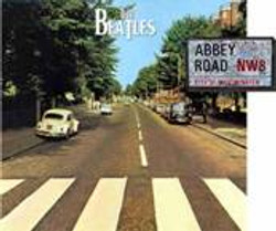 Painel Gigante Abbey Road