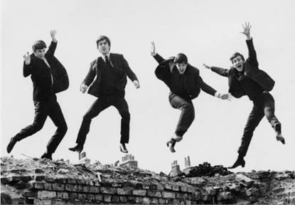 Cenário Beatles