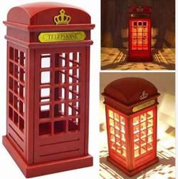 Luminarias London Telephone