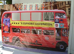 London Bus – Janelas vazadas