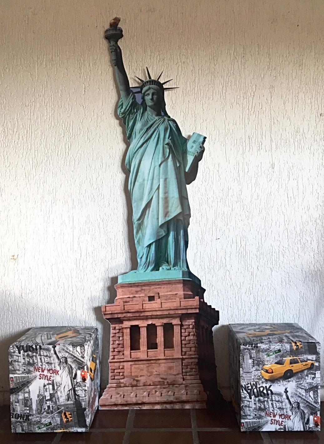 Toten Estátua da Liberdade